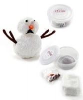Foam Snowman Kit