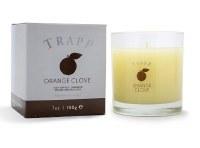 7 oz Orange Clove Glass Candle