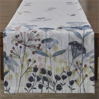 "72"" Layered Gardens Runner"