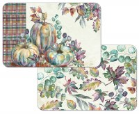 "11"" x 17"" Autumn Leaves Placemat"