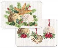 """11"""" x 17"""" Christmas Sea Placemat"""