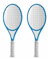 "11"" Tennis Racket Servers"