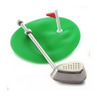 """4"""" Cup Cover Golf Tea Infuser"""
