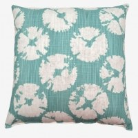 "17"" Square Cancun Sanddollar Pillow"
