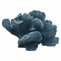 """5"""" Blue Faux Coral"""
