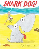 Shark Dog! Book