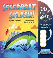 Speedboat Splash Book