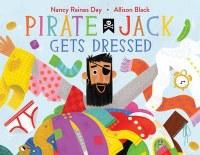 Pirate Jack Gets Dressed Book