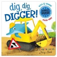 Dig, Dig, Digger Book