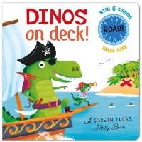 Dinos On Deck Book