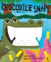 Crocodile Snap Book