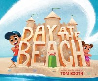 Day At Beach Book