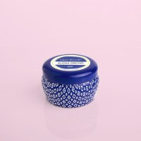 3 Oz Aloha Orchid Blue Tin Candle