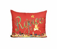 "19"" x 24"" Rejoice Pillow"