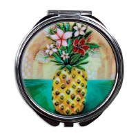 "4"" Pineapple Pill Box"