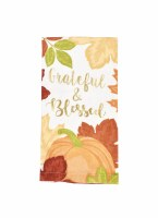 Grateful & Blessed Kitchen Towel