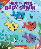 Hide and Seek Baby Shark Book
