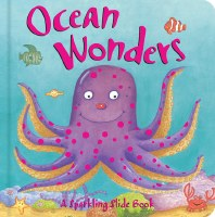 Ocean Wonders Slide Book