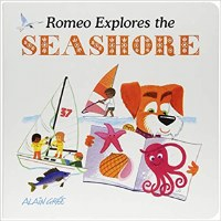 Romeo Explores Seashore Book