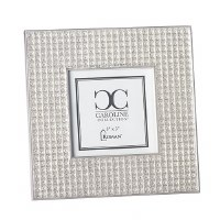 "3"" x 3"" Silver Bling Picture Frame"
