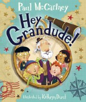 Hey Grandude Book