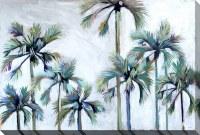 "38"" x 60"" Palms After Sunset Canvas"