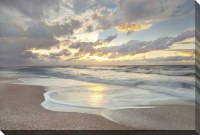 "38"" x 60"" Beautiful Seascape Canvas"