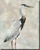 """28"""" x 22"""" Crane Dusk 1 Canvas"""