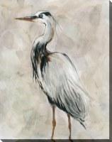 """28"""" x 22"""" Crane Dusk 2 Canvas"""