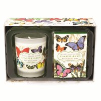 Papillon Soap and Candle Gift Set