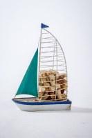 Sailboat Cork Cage