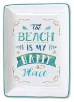 """3.5"""" x 5"""" Beach Happy Place Tray"""