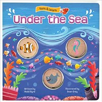 Under The Sea Turn & Learn Book