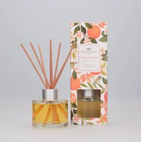 4 Oz Orange and Honey Diffuser Kit