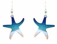 Beach Starfish Earrings