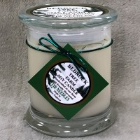 12 Oz Naural Fir Needle Jar Candle