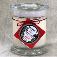 12 Oz Bayberry Fir Needle Jar Candle