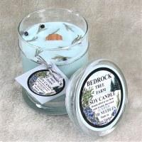 12 Oz Juniper Fir Needle Jar Candle