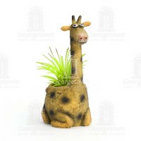"5"" Geneva The Giraffe Planter"