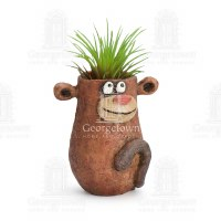 "3.5"" Pepper The Monkey Planter"