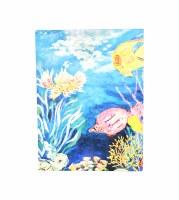 "48"" x 36"" Underwater Scene Canvas"