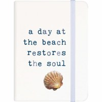 "6"" Beach Restores The Soul Journal"