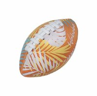 """6"""" Orange Color Changing Water Football"""