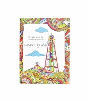 Sanibel Doodle Life Coloring Book