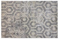 5' x 8' Beige and Gray Micah 3047F