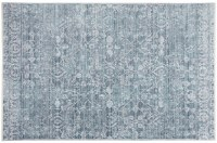 4' x 6' Blue and Turquoise Cecily Rug 3595F