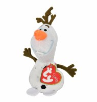 "4"" Frozen Olaf Clip"