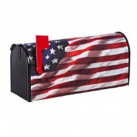 """12"""" x 12"""" America In Motion Mail Wrap"""