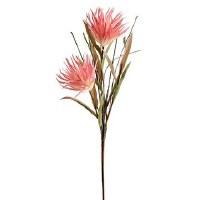 """37"""" Pink Fringe Flower"""
