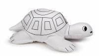 "6"" Color Me Turtle Plush"